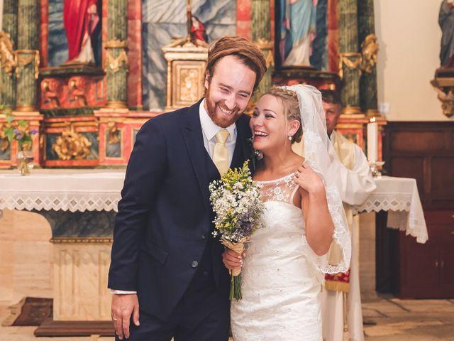 La boda de Toti y Riikka en Navas De Riofrio, Segovia 58