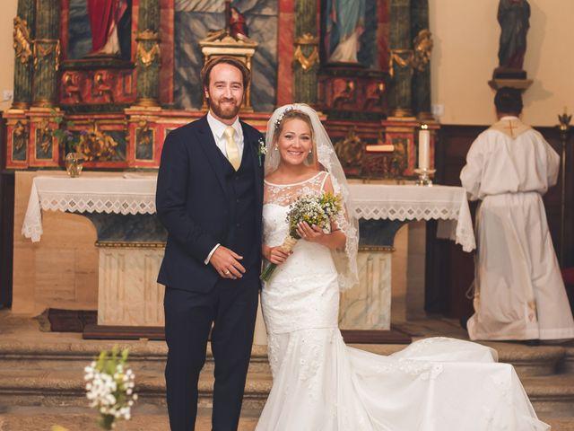 La boda de Toti y Riikka en Navas De Riofrio, Segovia 65