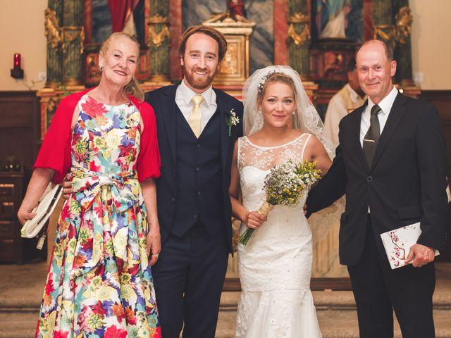 La boda de Toti y Riikka en Navas De Riofrio, Segovia 66