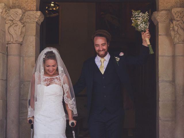 La boda de Toti y Riikka en Navas De Riofrio, Segovia 67