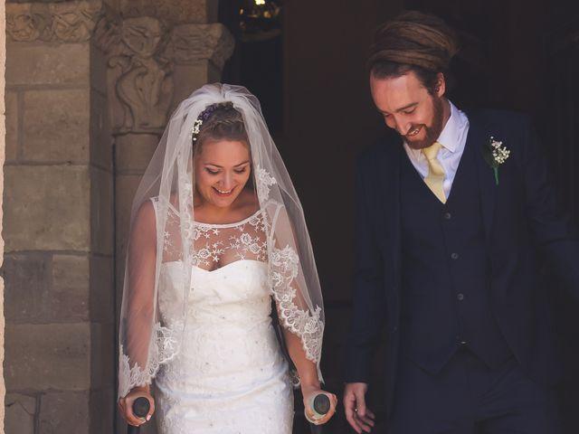 La boda de Toti y Riikka en Navas De Riofrio, Segovia 68