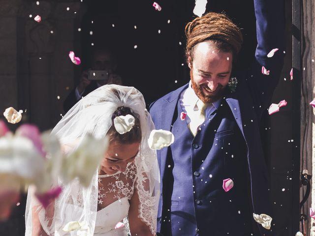 La boda de Toti y Riikka en Navas De Riofrio, Segovia 69