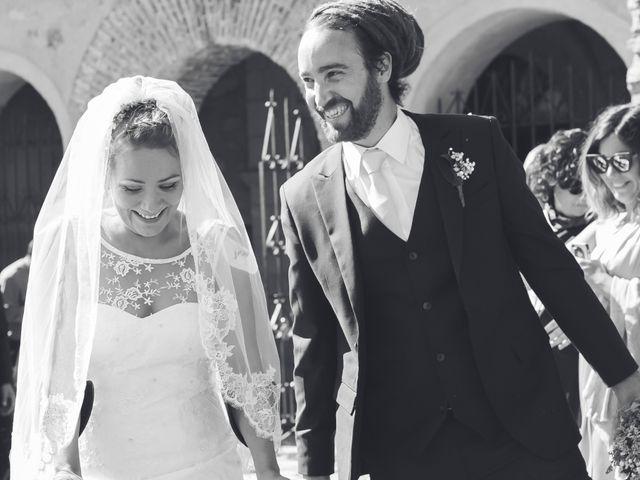 La boda de Toti y Riikka en Navas De Riofrio, Segovia 71