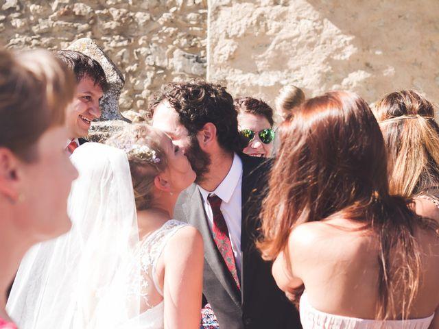 La boda de Toti y Riikka en Navas De Riofrio, Segovia 72