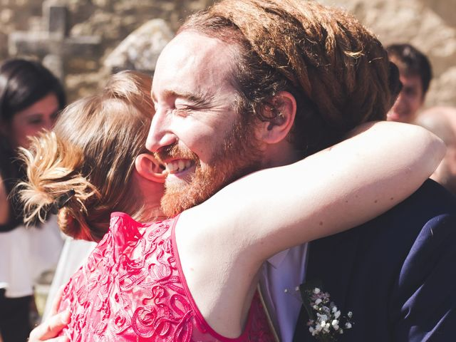 La boda de Toti y Riikka en Navas De Riofrio, Segovia 73