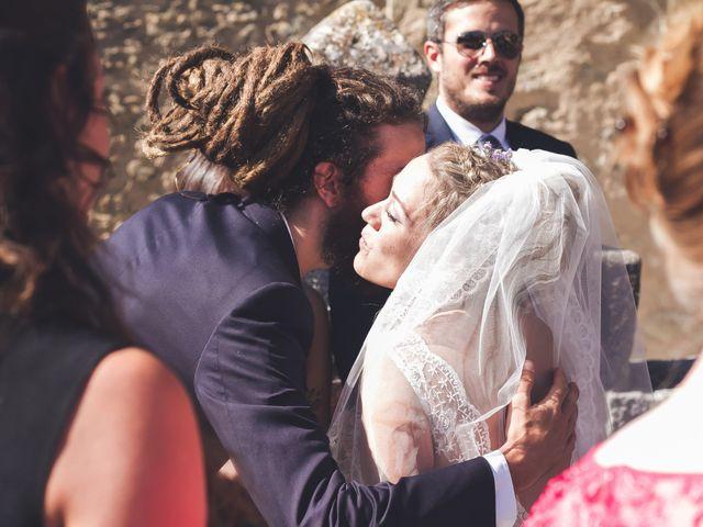 La boda de Toti y Riikka en Navas De Riofrio, Segovia 74
