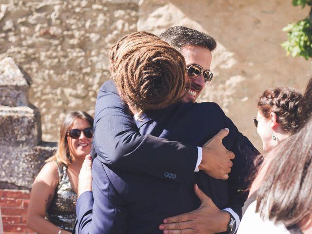 La boda de Toti y Riikka en Navas De Riofrio, Segovia 75