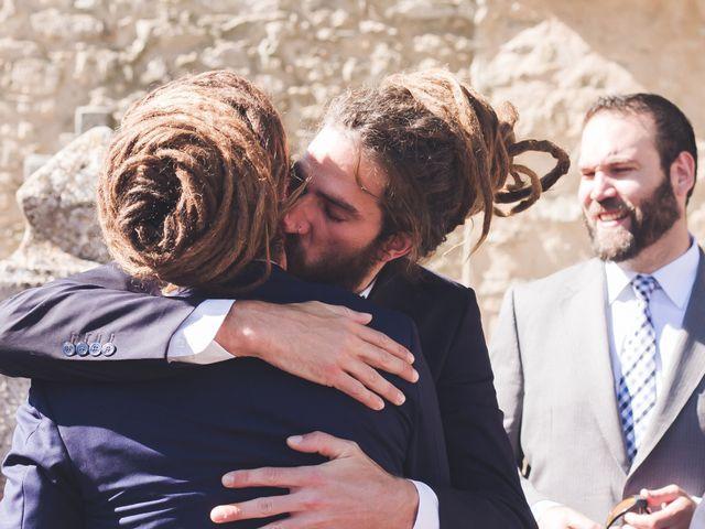 La boda de Toti y Riikka en Navas De Riofrio, Segovia 77