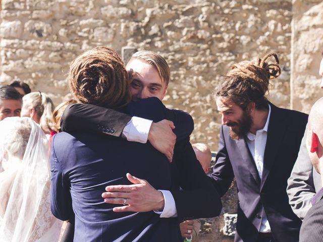 La boda de Toti y Riikka en Navas De Riofrio, Segovia 78