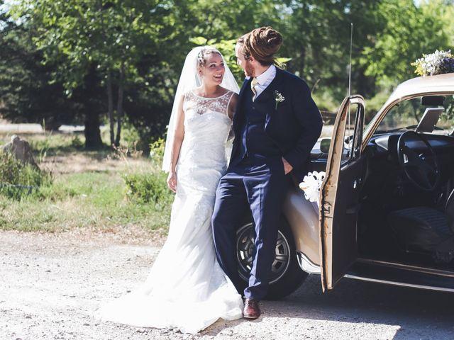 La boda de Toti y Riikka en Navas De Riofrio, Segovia 79