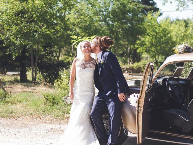 La boda de Toti y Riikka en Navas De Riofrio, Segovia 80