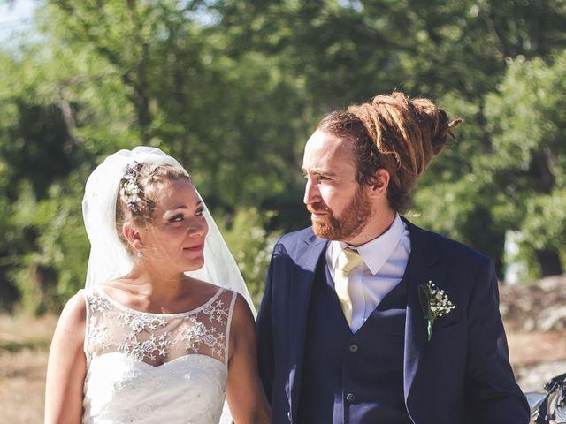 La boda de Toti y Riikka en Navas De Riofrio, Segovia 82