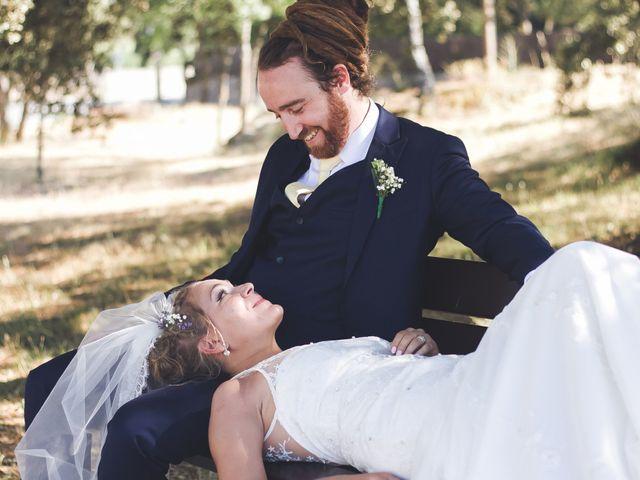 La boda de Toti y Riikka en Navas De Riofrio, Segovia 86