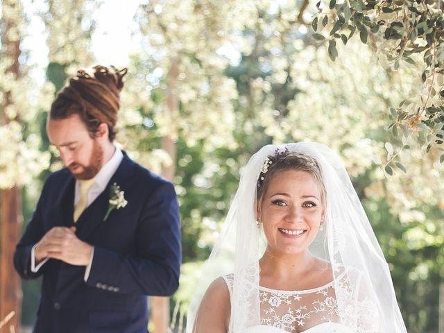 La boda de Toti y Riikka en Navas De Riofrio, Segovia 92
