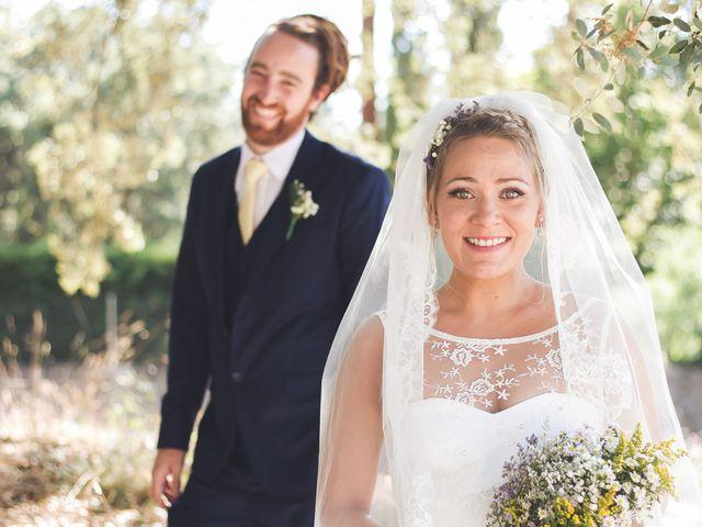 La boda de Toti y Riikka en Navas De Riofrio, Segovia 93