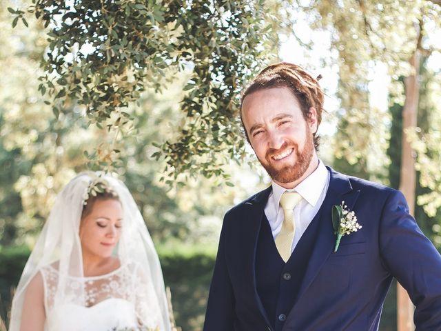 La boda de Toti y Riikka en Navas De Riofrio, Segovia 95