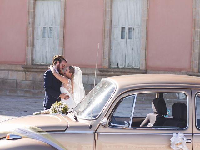 La boda de Toti y Riikka en Navas De Riofrio, Segovia 104