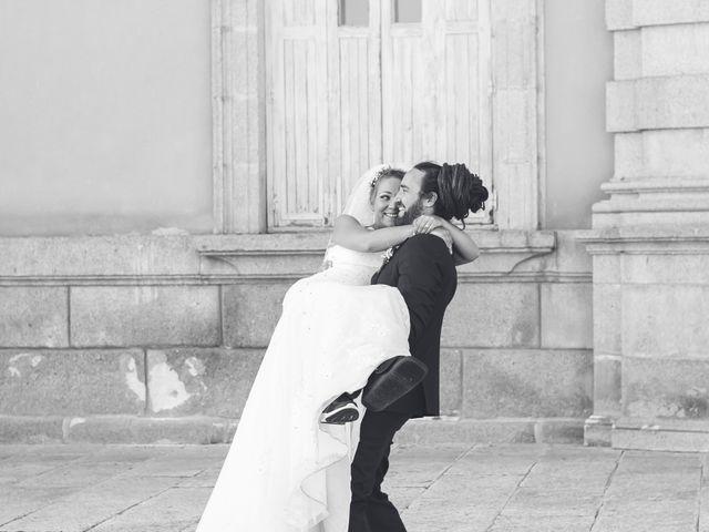La boda de Toti y Riikka en Navas De Riofrio, Segovia 106
