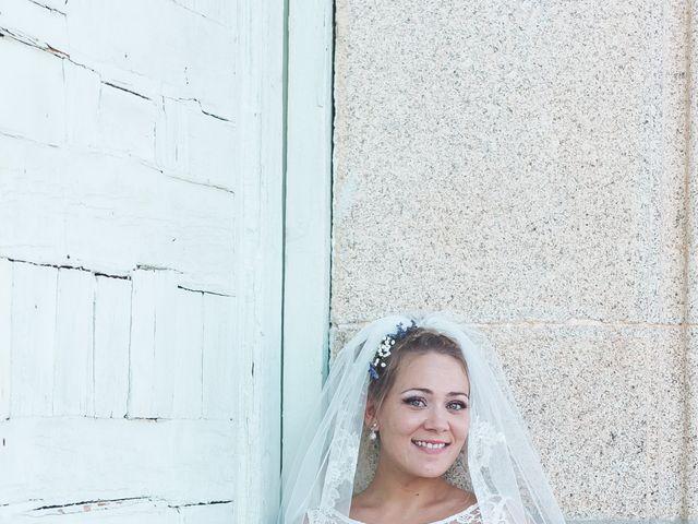 La boda de Toti y Riikka en Navas De Riofrio, Segovia 107