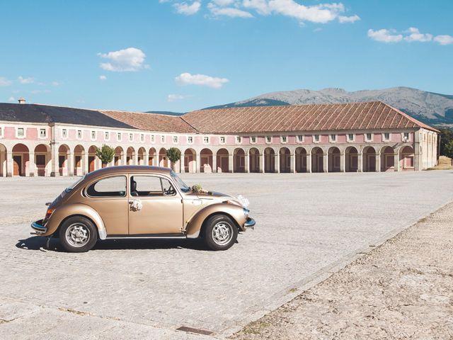 La boda de Toti y Riikka en Navas De Riofrio, Segovia 111