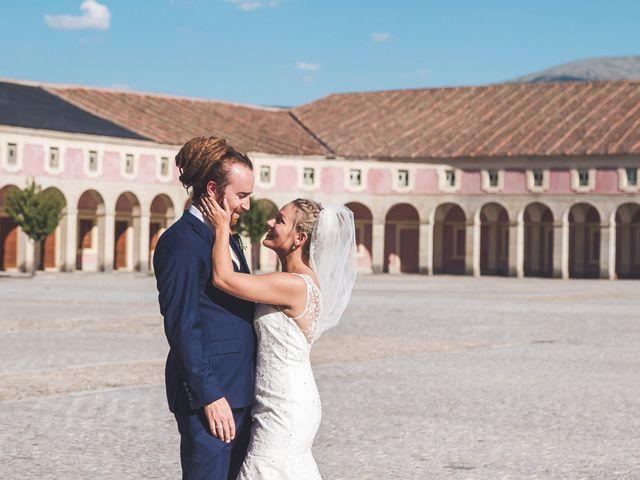 La boda de Toti y Riikka en Navas De Riofrio, Segovia 112