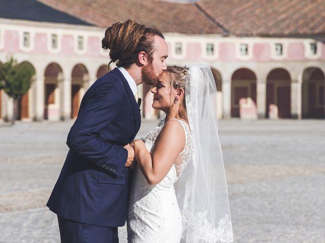 La boda de Toti y Riikka en Navas De Riofrio, Segovia 113
