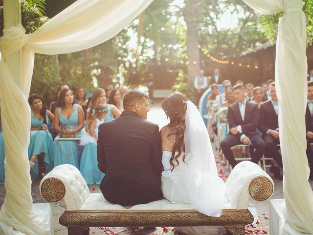 La boda de Lucas y Dayana en Arona, Santa Cruz de Tenerife 1