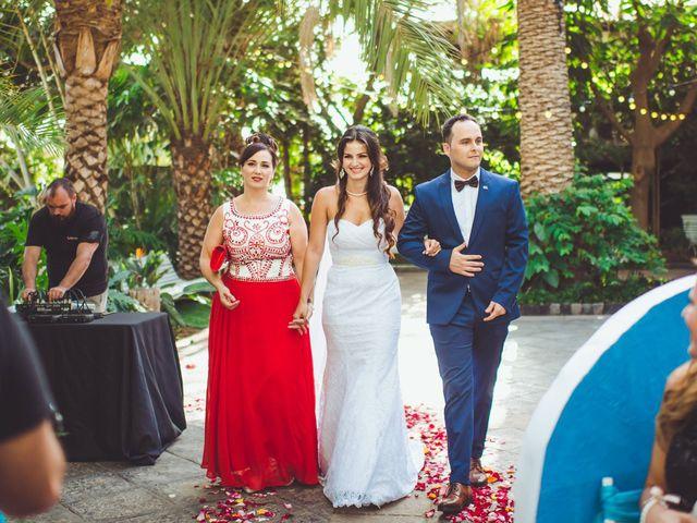 La boda de Lucas y Dayana en Arona, Santa Cruz de Tenerife 2