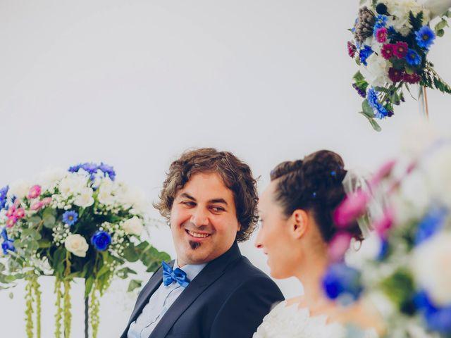 La boda de Floriana y Remus