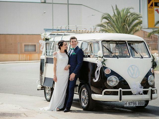 La boda de Ximo  y MariaXimo  en Onda, Castellón 1