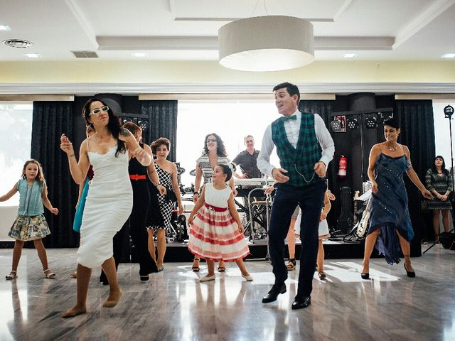 La boda de Ximo  y MariaXimo  en Onda, Castellón 38