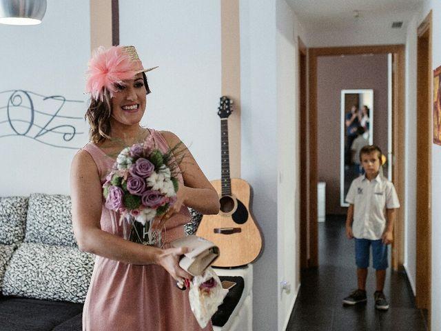 La boda de Ximo  y MariaXimo  en Onda, Castellón 95