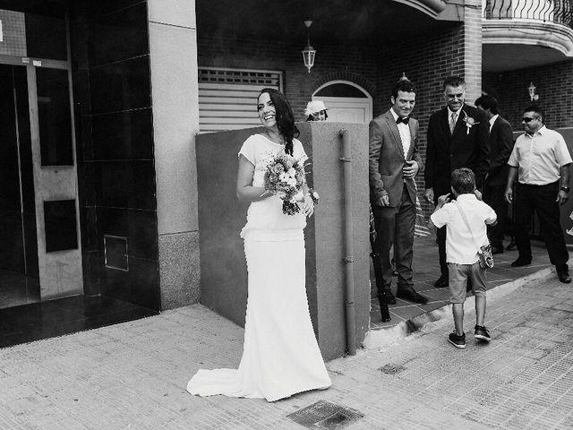 La boda de Ximo  y MariaXimo  en Onda, Castellón 105