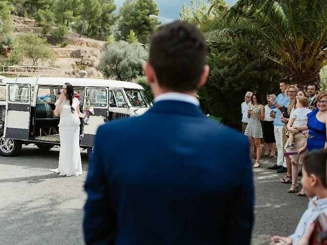 La boda de Ximo  y MariaXimo  en Onda, Castellón 113
