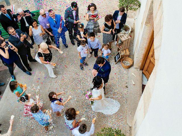 La boda de Ximo  y MariaXimo  en Onda, Castellón 124