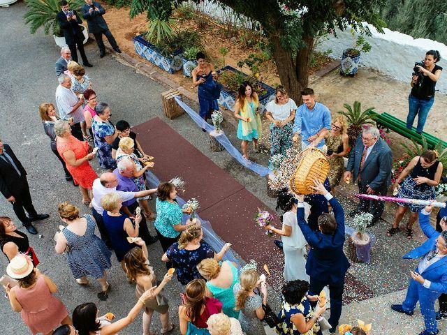 La boda de Ximo  y MariaXimo  en Onda, Castellón 125