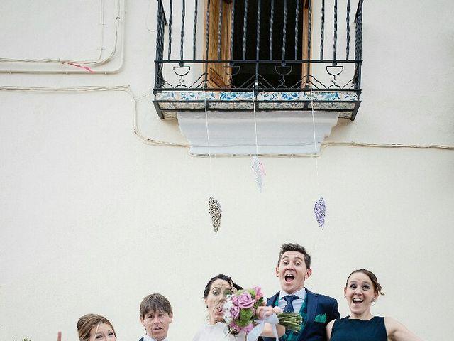 La boda de Ximo  y MariaXimo  en Onda, Castellón 131