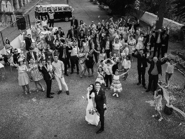 La boda de Ximo  y MariaXimo  en Onda, Castellón 132
