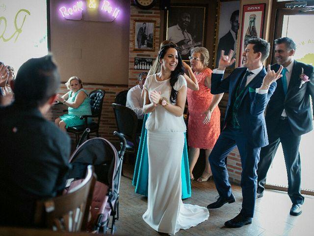 La boda de Ximo  y MariaXimo  en Onda, Castellón 134
