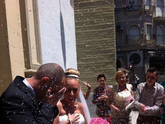 La boda de Davinia y Pedro en Granada, Granada 4