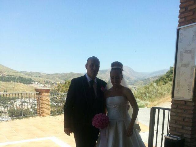 La boda de Davinia y Pedro en Granada, Granada 5