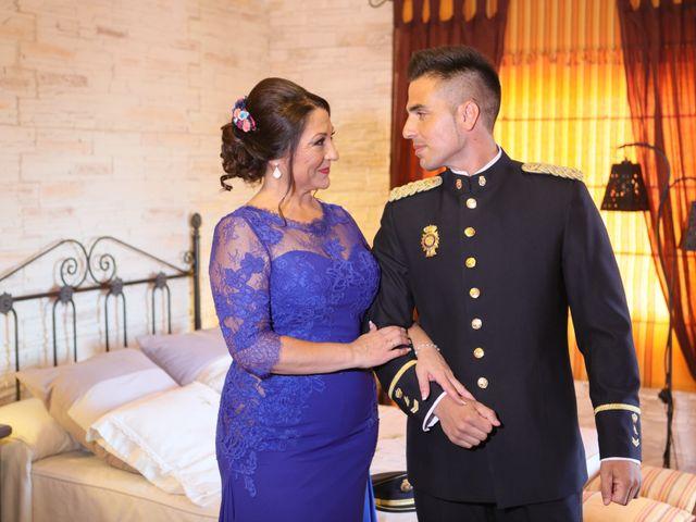 La boda de Fran y África en Málaga, Málaga 3
