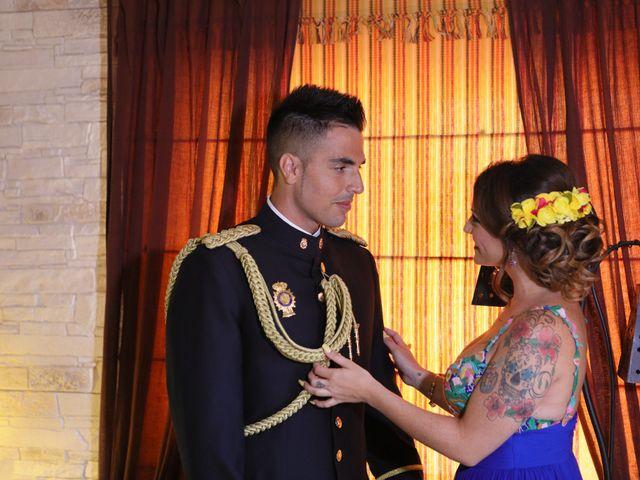 La boda de Fran y África en Málaga, Málaga 6