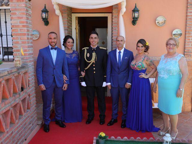 La boda de Fran y África en Málaga, Málaga 9