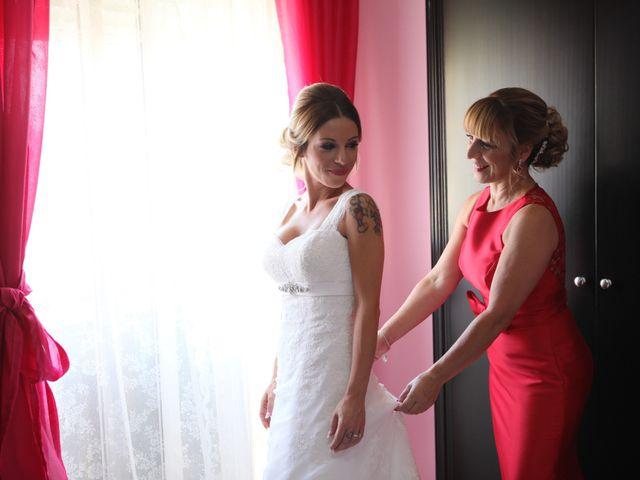 La boda de Fran y África en Málaga, Málaga 13