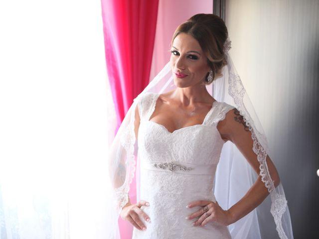 La boda de Fran y África en Málaga, Málaga 21