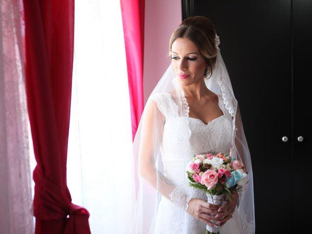 La boda de Fran y África en Málaga, Málaga 24