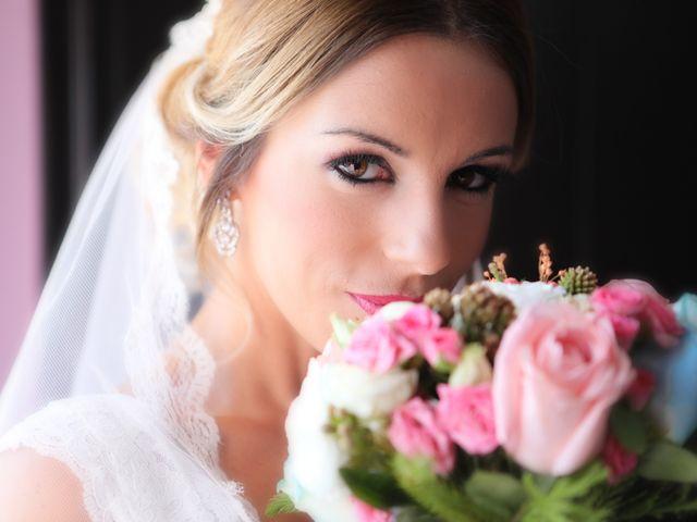 La boda de Fran y África en Málaga, Málaga 25