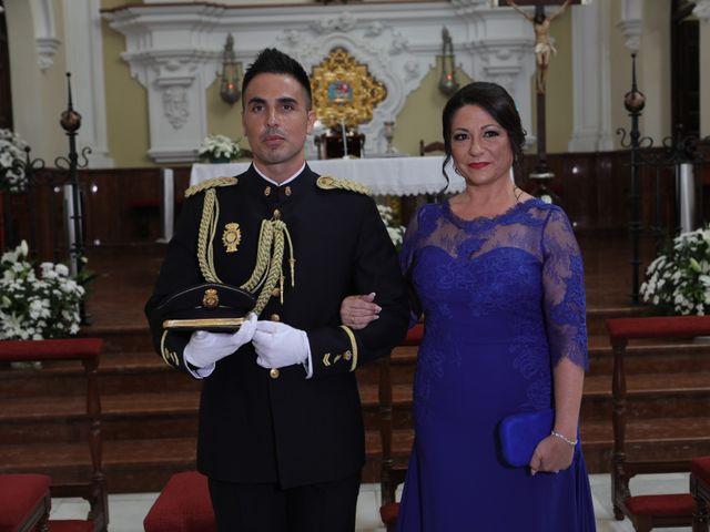 La boda de Fran y África en Málaga, Málaga 26