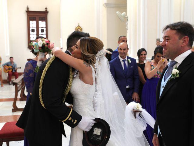 La boda de Fran y África en Málaga, Málaga 31